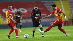 Galatasaray'da Taylan Antalyalı cezalı duruma düştü