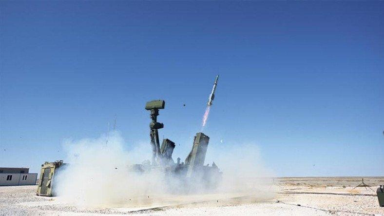 Yerli Orta İrtifa Hava Savunma Sistemi HİSAR O+, Son Testini de Başarıyla Tamamladı