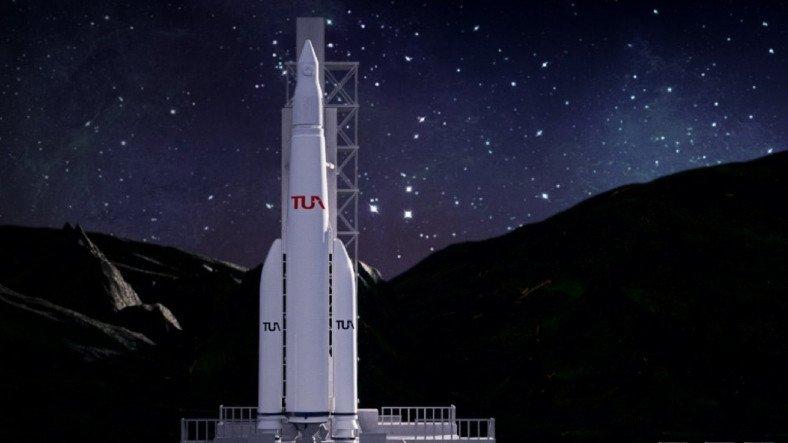 Türkiye, Yaz Sonunda 100 Km Uzay Sınırını Aşacak Bir Roket Ateşleyecek