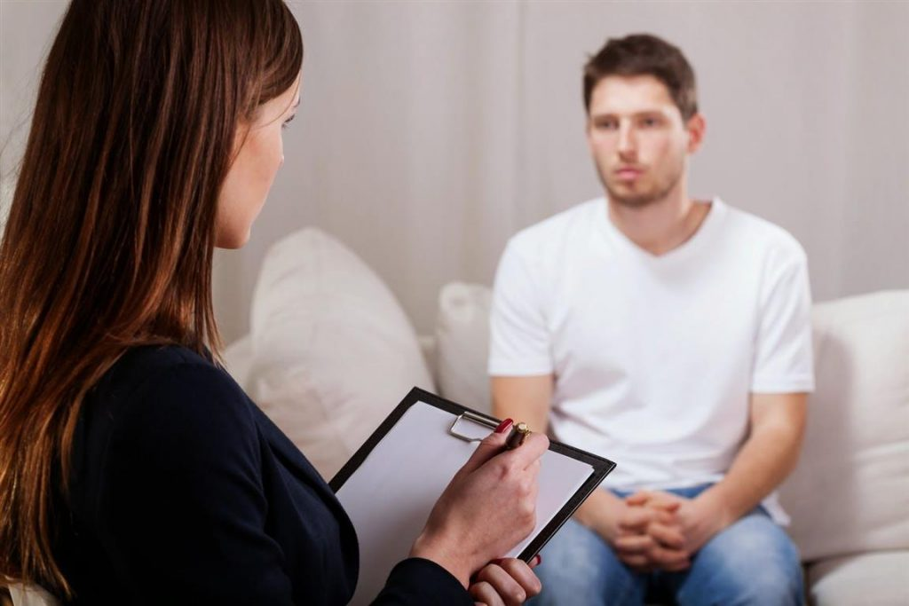 Öfke Patlamalarına Karşılık Psikolojik Yardım